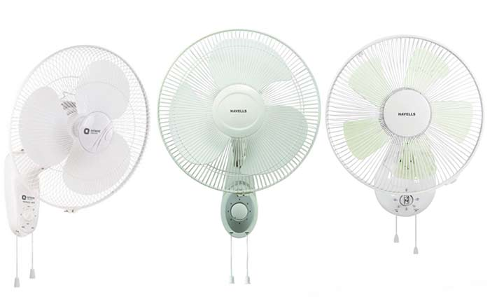 Best Wall Mounted Fan in India