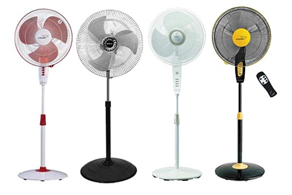 Top 10 Pedestal fans in India