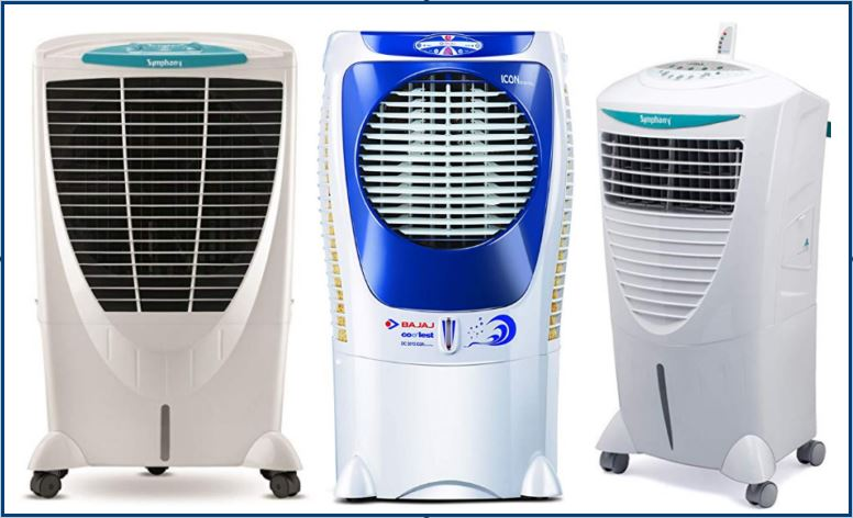 best honeycomb pad cooler in india