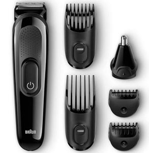 Braun 6-in-One Multi Grooming and Trimmer Kit