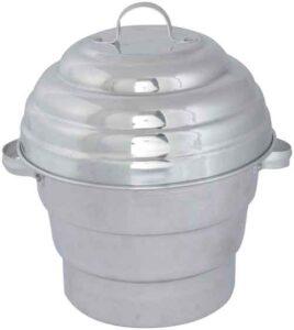 e-Global Aluminium idly-momos-khamand-dhokla Cooker