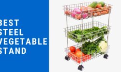 Best Steel Vegetable Stand in India 2020
