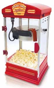 CuiZen CPM-4040 Tabletop Popcorn Popper