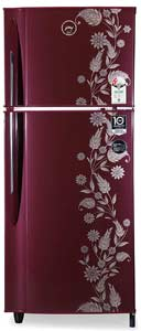 Godrej 236 L 2 Star Inverter Double Door Refrigerator