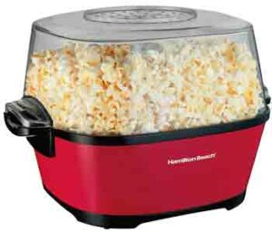 Hamilton Beach Electric Hot Oil Popcorn Popper