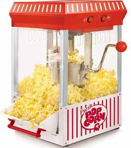 Nostalgia Electrics Kettle Popcorn Popper