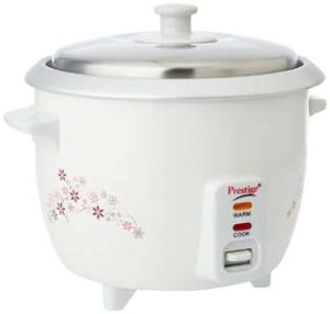 Prestige Delight PRWO 1-Litre Electric Rice Cooker