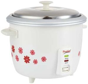 Prestige PRWO 700-Watts Delight Electric Rice Cooker
