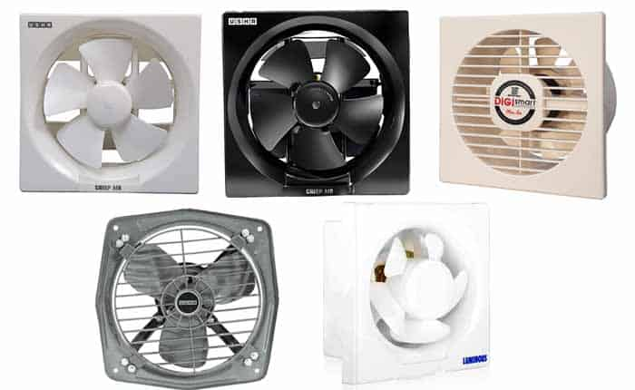 Best kitchen Exhaust Fan in India