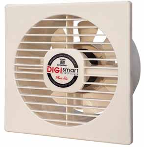 DIGISMART 1600 RPM Pure Copper Motor AXIAL Fan