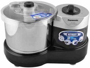 Panasonic MK-SW200BLK Wet Grinder, 2 L