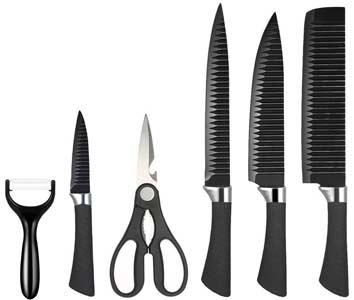 EMNDR® Stainless Steel Kitchen Knives