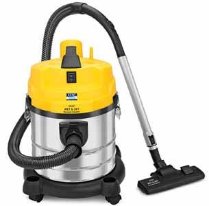 KENT - Wet and Dry Vacuum Cleaner 1200-Watt