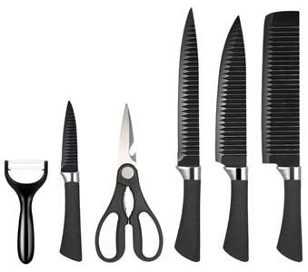 THW Stainless Steel Kitchen Knife Non Stick