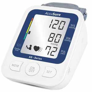 AccuSure AS Series Automatic and Advance Blood Pressure Monitoring System