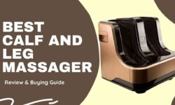 Best Calf and Leg Massager in India 2021- Review & Buying Guide