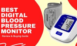 Best Digital Blood Pressure Monitor in India 2021- Review & Buying Guide