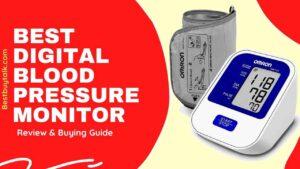 Best Digital Blood Pressure Monitor in India 2021