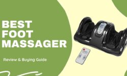 Best Foot Massager in India 2021 – Review & Buying Guide