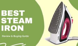 Best Steam Iron in India 2021 – Review & Buying Guide