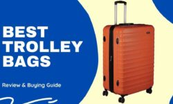 Best Trolley Bags in India 2021 – Review & Buying Guide