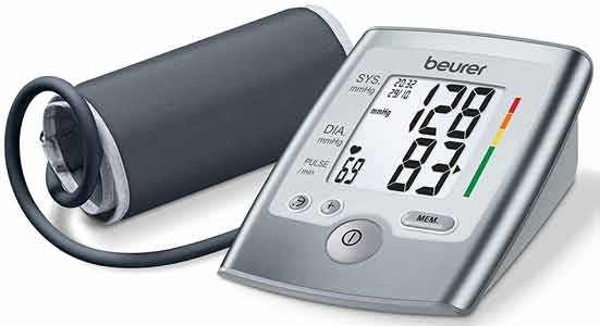 Beurer Automatic Upper Arm Blood Pressure Monitor