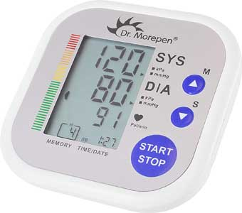 Dr. Morepen Automatic Blood Pressure Monitor