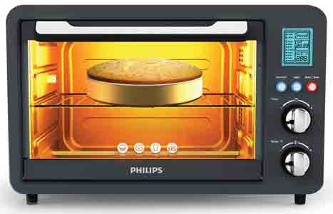 Philips HD6975 25-Litre Digital Oven Toaster Grill