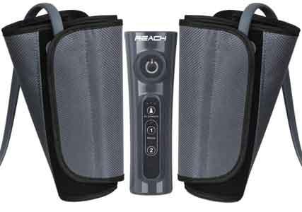 Reach Mellow Air Compression Leg Foot Calf Massage Machine