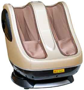 RoboTouch Pedilax Leg, Foot and Calf Massager for Pain Relief