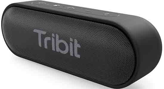 Tribit XSound Go Wireless Bluetooth Speakers with Loud Stereo Sound