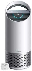 TruSens Z-2000 Air Purifier 360 HEPA Filtration with Dupont Filter