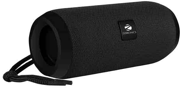 Zebronics Zeb-Action Portable BT Speaker with TWS Function