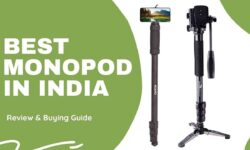 Best Monopod in India 2021- Review & Buying Guide