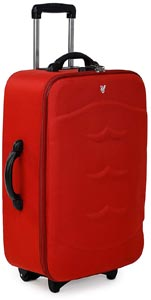 Verage Milan Polyester Cabin Carry On Trolley